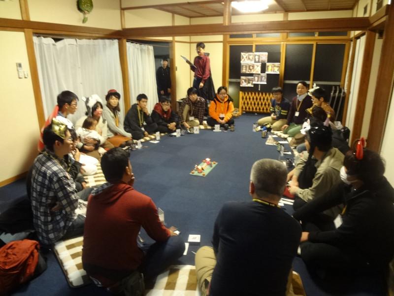 人狼村への誘い~人狼村の収穫祭~